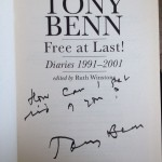 Tony Been - Free at Last! Diaries 1991-2001
