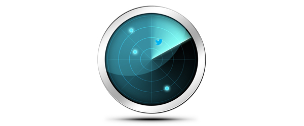 Radar Twitter