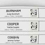 Labour leadership vote