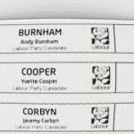 Labour leadership vote