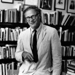 Robert Lowell by Elsa Dorfman